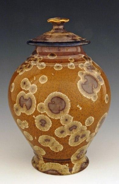 Hannoho Art Cremation Urn