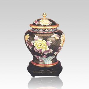 Mystic Cloisonne Keepsake Cremation Urn