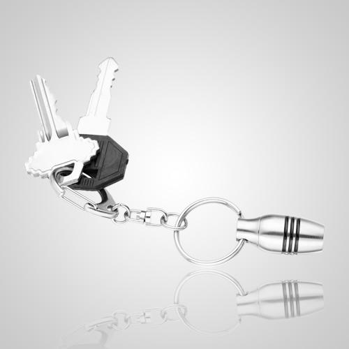 Vessel Cremation Key Chain