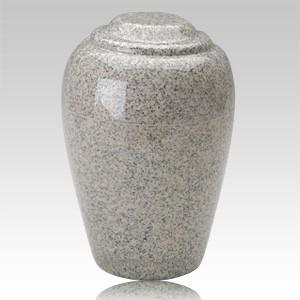 Mist Gray Pet Cremation Urn