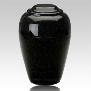 Orca Black Pet Cremation Urn