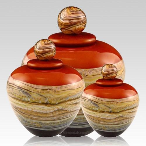 Memoriam Strawberry Art Cremation Urns