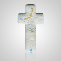 Cross Blooming Remembrance