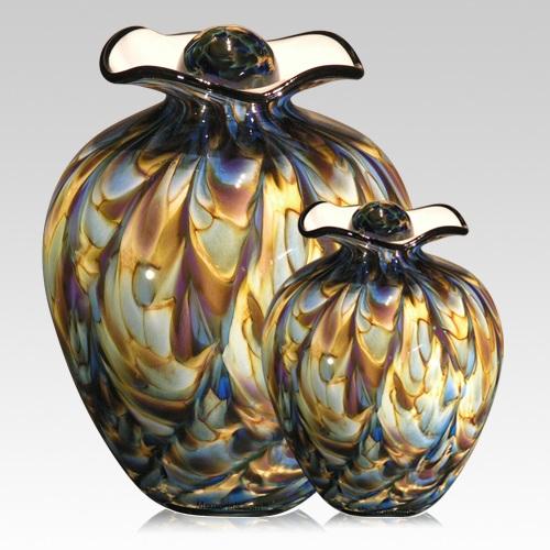 Maila Glass Cremation Urns