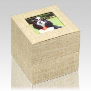 Natural Pet Cremation Urn