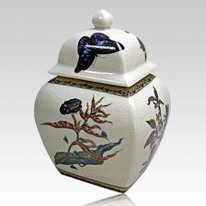 Orient Porcelain Cremation Urn