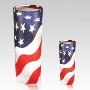 Patriot Scattering Biodegradable Urns