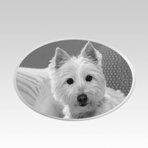 Pet Headstone Pictures Horizontal III
