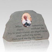 When Tomorrow Starts Keepsake Rock