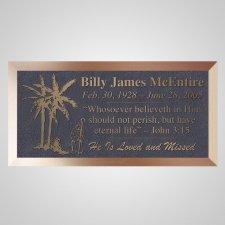 Sheppard Bronze Plaque