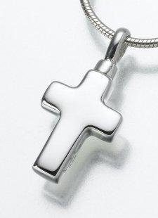 Infinity Pet Cross Memorial Jewelry