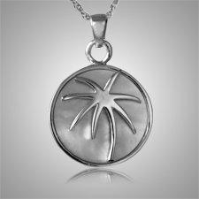 Palm Signet Nature Keepsake Pendant III