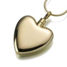 Heart Cremation Pendant IV