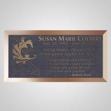 Ocean Adventure Bronze Plaque