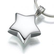 Star Nature Keepsake Pendant