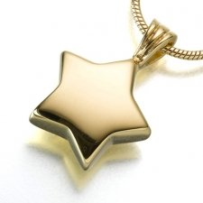 Star Nature Keepsake Pendant II