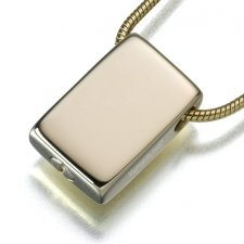 Rectangle Keepsake Pendants II