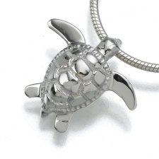 Turtle Cremation Jewelry