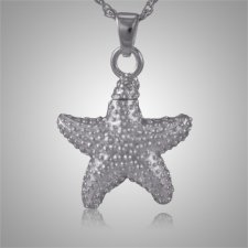 Star Fish Cremation Jewelry III