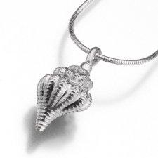 Conch Keepsake Pendant