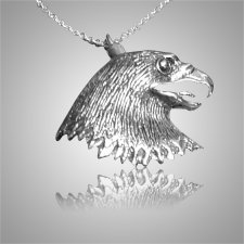 Eagle Cremation Jewelry