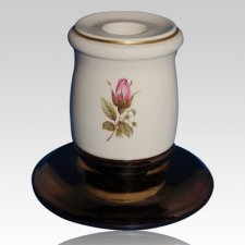 Serena Pink Candle Holder