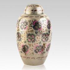 Lattice Cremation Urn