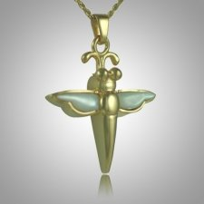 Dragonfly Cremation Jewelry IV