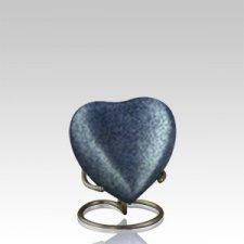 Blue Heart Memorial Gift