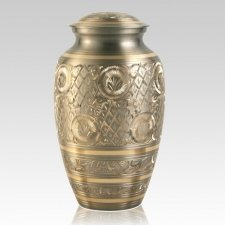 Chantique Gold Cremation Urn