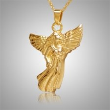 Angel Keepsake Pendant IV