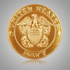 Navy Seal Medallion Appliques