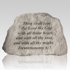 Thou Shalt Love The Lord Rock