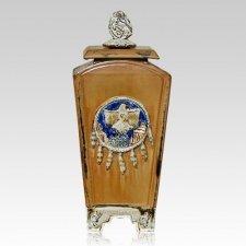 Spirit of Thunder Cremation Urn