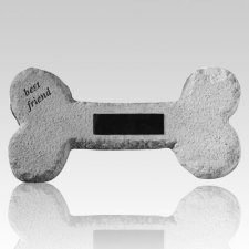 Dog Bone with Best Friend Personalized