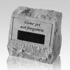 Gone Yet Not Forgotten Headstone