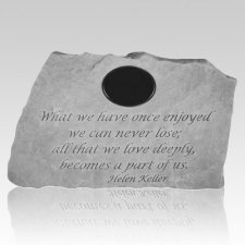 What We Have Personalized Stone