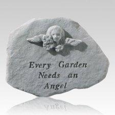 Every Garden Needs An Angel Stone