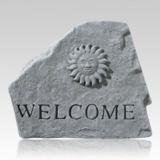 Welcome with Sun Stone