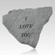 I Love You Stone