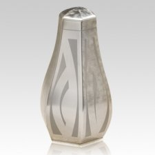 In Peace Steel Cremation Urn