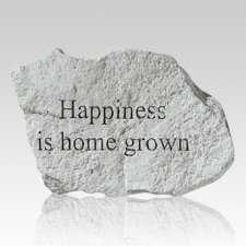 Happiness Is Home Grown Rock