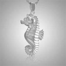 Seahorse Cremation Jewelry III
