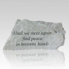 Until We Meet Again Keepsake Rock