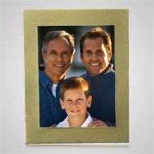 Large Gold Rectangle Picture Frame