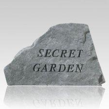 Secret Garden Stone