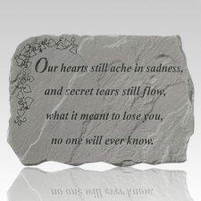 Our Hearts Still Ache Stone