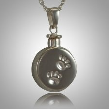 Pet Paw Signet Cremation Keepsake III
