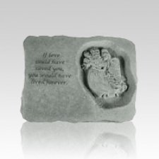 If Love Angel Pet Memory Stone