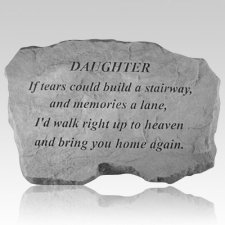 Daughter If Tears Could Build Stone